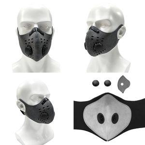 Maskenfliter Fahrradmaske Mit Filter Atemschutzmaske Mundschutz Maske