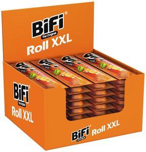 BiFi Original Roll XXL 24 x 70 g Salami im Teigmantel Wurstsnack