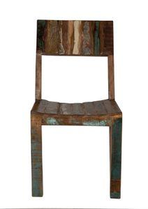 Sit Möbel FRIDGE Stuhl 2er-Set |L 44 x B 45 x H 89 cm | altholz lackiert | 02612-98 | Serie FRIDGE