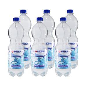 Bad Harzburger Classic Mineralwasser (6 x 1,0L)  6 L