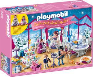"Playmobil 9485 Adventskalender ""Weihnachtsball im Kristallsaal"""