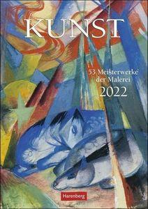 Kunst. Wochen-Kulturkalender 2022