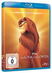 Der König Der Löwen (Disney Classics) [Blu-ray]