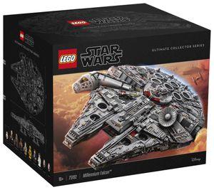LEGO® Star Wars™ Millennium Falcon™ 75192 Bausatz mit Bausteinen und Figuren
