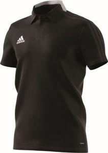 adidas Condivo 18 Baumwolle Poloshirt schwarz XL