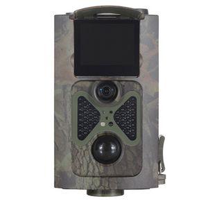 Wildkamera PIR Infrarot Nachtsicht Fischteich Forstwirtschaft Anti-Diebstahl-Kamera