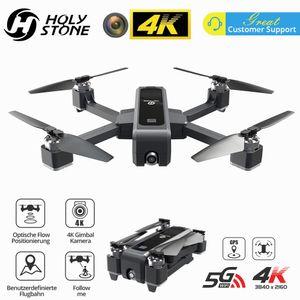 Holy Stone HS550 RC GPS Drohne mit 4K HD Kamera 5G Hz FPV Bürstenlos faltbar Quadcopter
