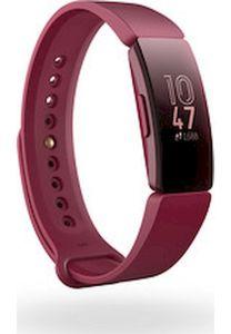 Fitbit Inspire - Aktivitäts-Trackerarmband - Burgund - Burgund - Elastomer - Universalgröße - 50 m