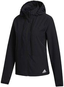 Adidas Lw Woven Jkt Black/White Xs
