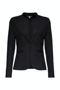 Taillierter Jersey-Blazer mit Struktur