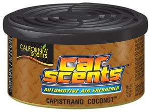 California Scents lufterfrischer Dose Capistrano Coco 42 Gramm