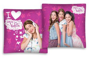 Disney Violetta Kissenbezug 40x40cm