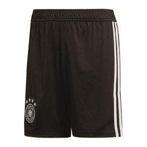 adidas Kinder Fußballshort DFB Heimshort BLACK/WHITE 164