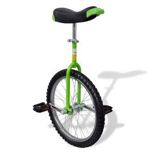 dereoir Einstellbares Einrad 50,8 cm grün