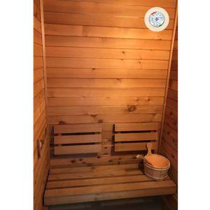 14,5 cm Digitale Holz Sauna Thermometer und Hygrometer Sauna Zimmer Zubehör