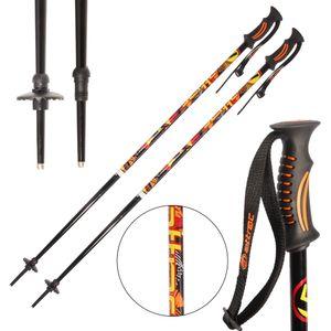 Skistöcke inkl. Schneeteller I Skistock Aluminium versch. Längen I Schaft 18 mm Länge: 115 cm