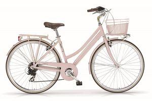 """Trekkingbike New Boulevard Woman 28"""" 6-Gang Rosa"""