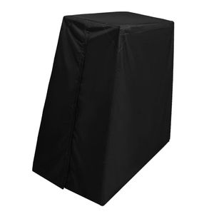 Indoor Outdoor UV-Schutz Tischtennis Abdeckung Ping Pong Tisch Fall schwarz wie beschrieben