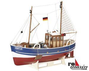 Krick RC Schiff Antje Fischkutter Baukasten