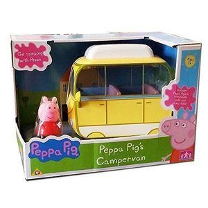Auswahl Fahrzeuge   Peppa Wutz   Peppa Pig   Mit Figur und Zubehör, Figur:Wohnmobil