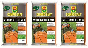 COMPO SAAT® Vertikutier-Mix 4 kg 3er Set für bis zu 399 m²