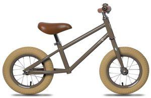 Rebel Kids Laufräder 2 Räder loopfiets Heinje 12 Zoll Jungen Taupe