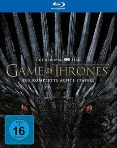 Blu-ray Game of Thrones - Staffel 8