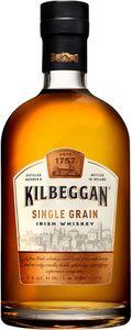 Kilbeggan Single Grain Irish Whiskey   43 % vol   0,7 l