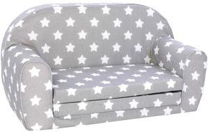 """Kindersofa - """"Stars white"""""""
