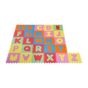 knorr toys Puzzlematte Alphabet 26 tlg.(60 Einzelteile); 21003