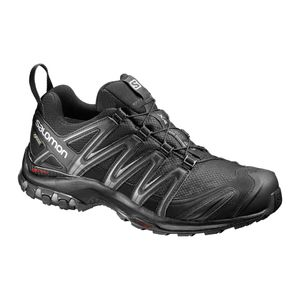 Salomon XA Pro 3D Herren Low Sneaker Schwarz Schuhe, Größe:42