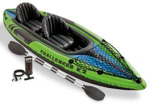 """Intex 68306NP 2er Kajak Schlauchboot """"Challenger K"""
