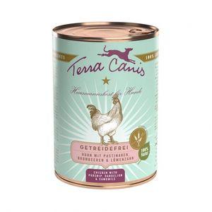 Terra Canis Sensitive Huhn mit Pastinaken, Löwenzahn und Kamille 400 g