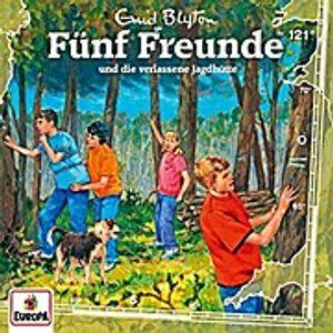 Fünf Freunde-121/und die verlassene Jagdhütte