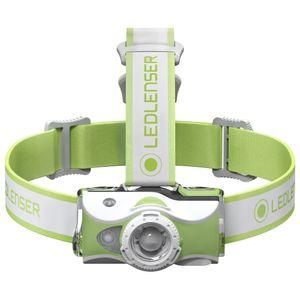 LED Lenser MH7 - Stirnband-Taschenlampe - Grün - Weiß - Polycarbonat - Polymethylmethacrylat (PMMA)
