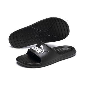 PUMA Divecat v2 Herren Sandalen Schwarz Schuhe, Größe:42