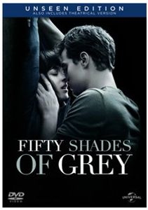 Universal Fifty Shades of Grey - The Unseen Edition