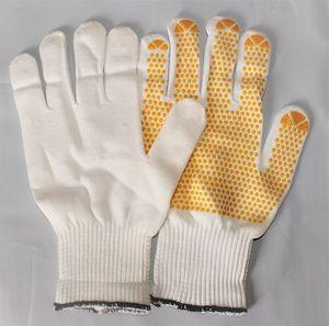 10 Paar KCL Schutz-Handschuhe Strickhandschuhe Polymex 916 Gr. 10 mit Noppen
