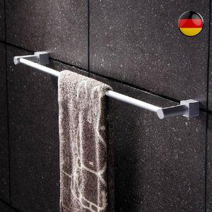 Handtuchhalter Handtuchstange Edelstahl Bad Handtuchständer Handtuch Halter 1 Stange(57*6*2cm)