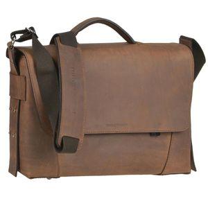 Ruitertassen Lehrertasche Aktentasche Leder 2-Fächer Schultasche Tasche ranger 732177