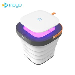 Xiaomi Youpin Moyu Faltwaschmaschine Mini tragbare Waschmaschine Dehydrierte Waschmaschine Geschenk fuer Heimreisen 220V
