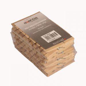 Wäscheklammern Holz 50 Stück