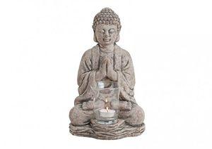 Großer Buddha mit Teelichthalter