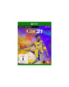 Take-Two Interactive NBA 2K21 Mamba Forever Edition, Xbox One, Multiplayer-Modus, E (Jeder)