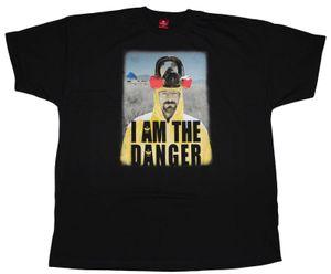 T-Shirt - Breaking Bad - Dessert Danger schwarz / black, Größe:S
