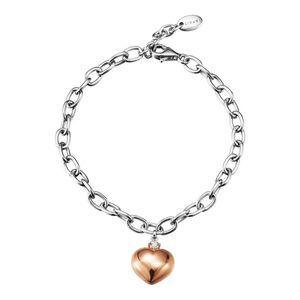 Esprit ESBR91496B180 Shades of love rose Damen Armband