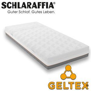 Schlaraffia GELTEX Quantum Touch 220 Gelschaum Matratze, Härtegrad:H2, Größe:140x200 cm