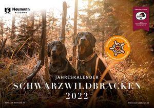 Schwarzwildbracken Kalender 2022