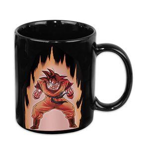 Dragonball Z Tasse mit Thermoeffekt Goku