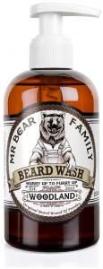 MR BEAR FAMILY Beard Brew Bartöl - Woodland 30 ml